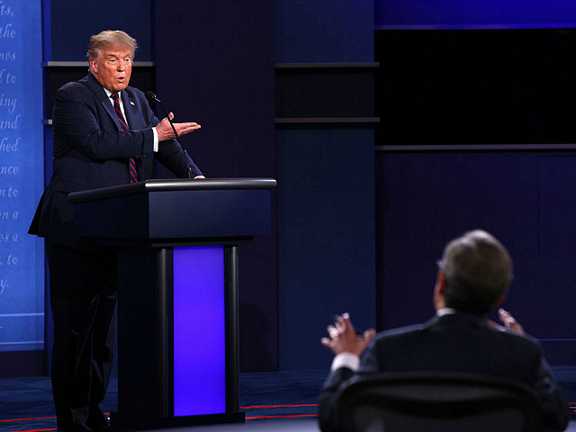 first-presidential-debate-9-29-2020-donald-trump-chris-wallace-getty